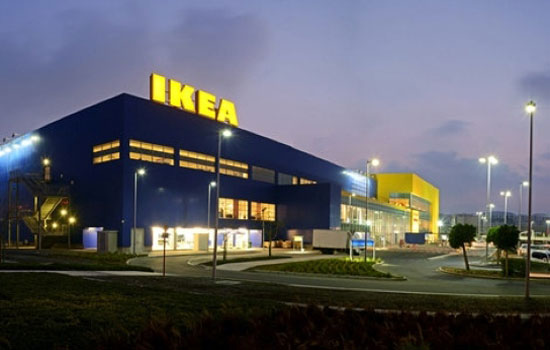 Ikea pand